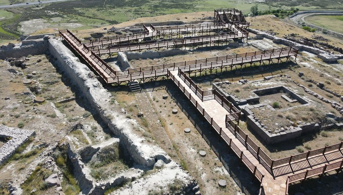 The 2900-year-old Urartian city converted into an archaeopark counts the days to host tourists