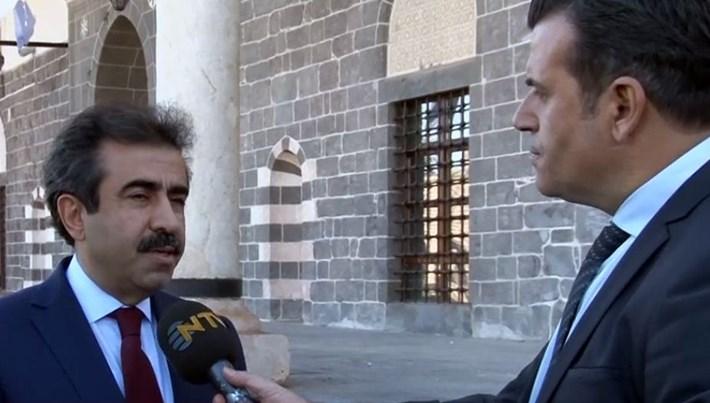 Sur'da restorasyon sürüyor (Diyarbakır Valisi Güzeloğlu, NTV'ye konuştu)