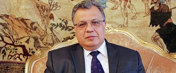 Rusya'nın Ankara Büyükelçisi Karlov suikastındabir tutuklama