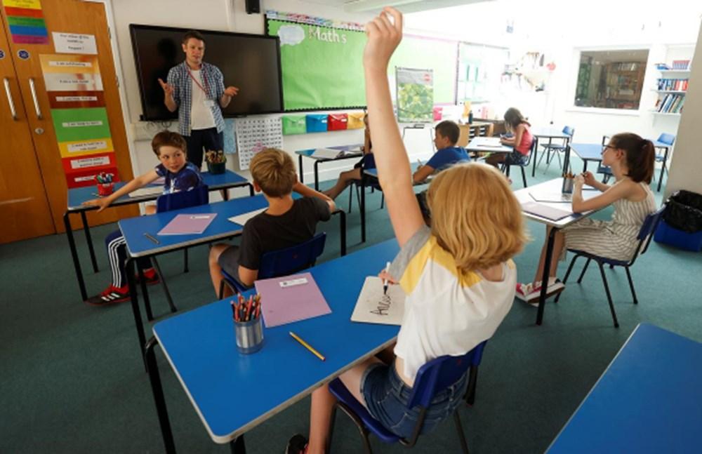 Avrupa'daki okullar corona virüs ile nasıl başa çıkıyor? - 4