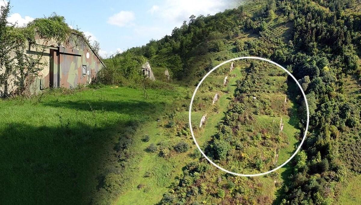 Trabzon'da füzelerin saklandığı gizli NATO üssü turizme açılıyor