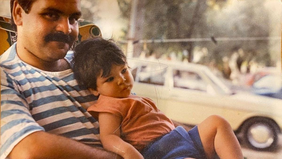 Pelin Öztekin'den babası Rasim Öztekin'e duygusal mesaj: Boşluğun ansızın vuruyor içime