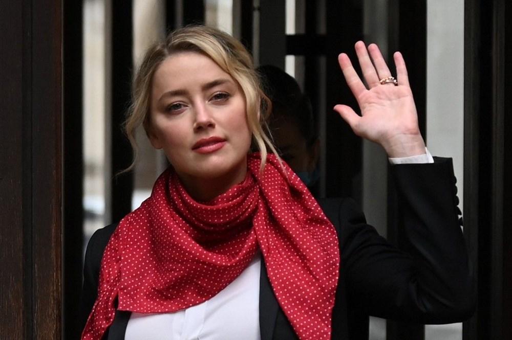 Johnny Depp'in iftira davasında Amber Heard'ın özel telefon mesajları ortaya çıktı - 6