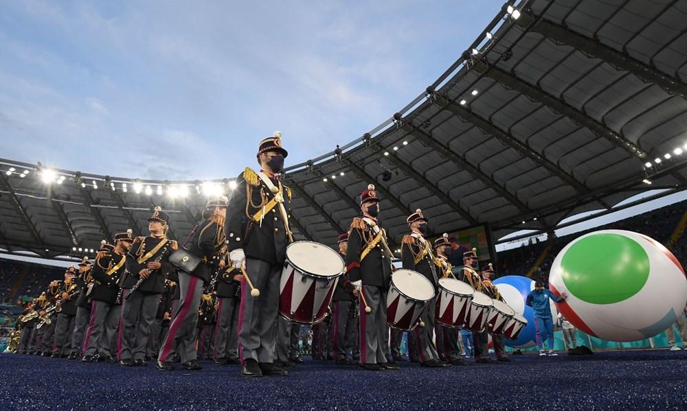 EURO 2020'ye görkemli açılış - 2