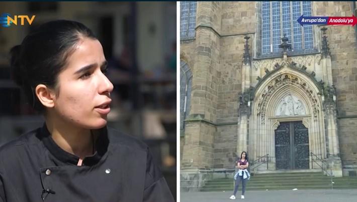 Gaziantep'ten Bremen'e... (Avrupa'dan Anadolu'ya 1 Aralık 2019)