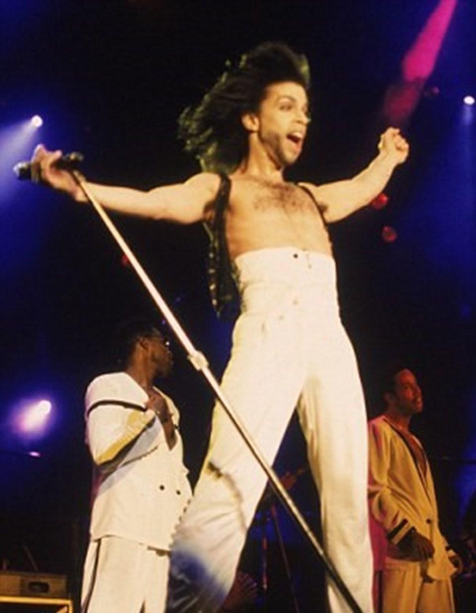 """""""Purple Rain"""", ABD'de yaklaşık 13 milyon adet sattı."""