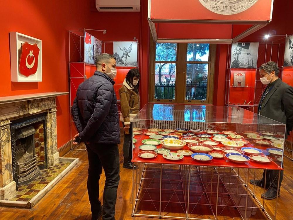 Türkiye'nin ilk milli bayrak müzesi tarihe ışık tutuyor - 2