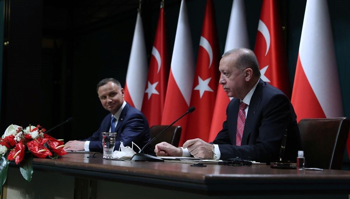 Cumhurbaşkanı Erdoğan: İnsansız hava araçlarında en iyilerdeniz