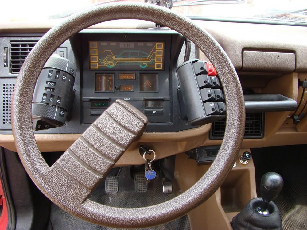80'li yıllara damgasını vuran otomobil konsolları - 20