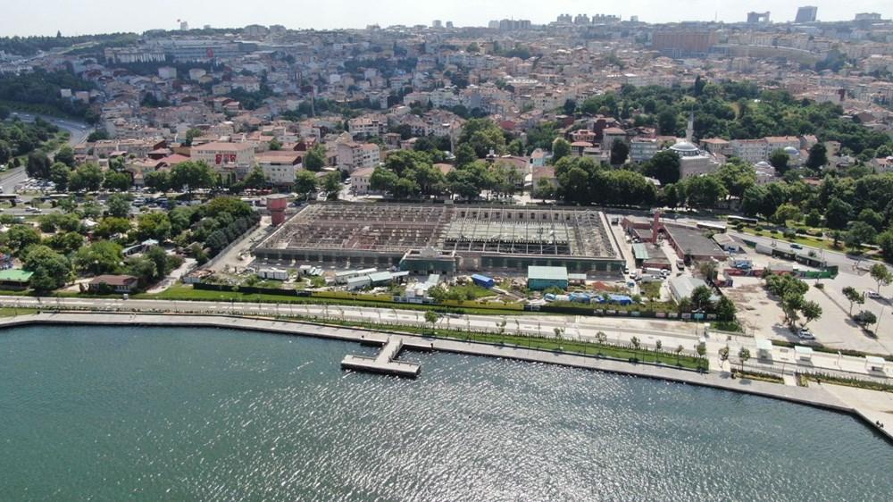 Müze olacak Feshane'nin restorasyonunun yüzde 60'ı tamamlandı - 5