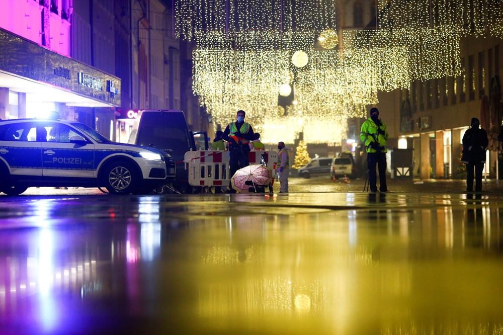 Almanya'da bir araç yayalara çarptı: 5 ölü, 14 yaralı - 6