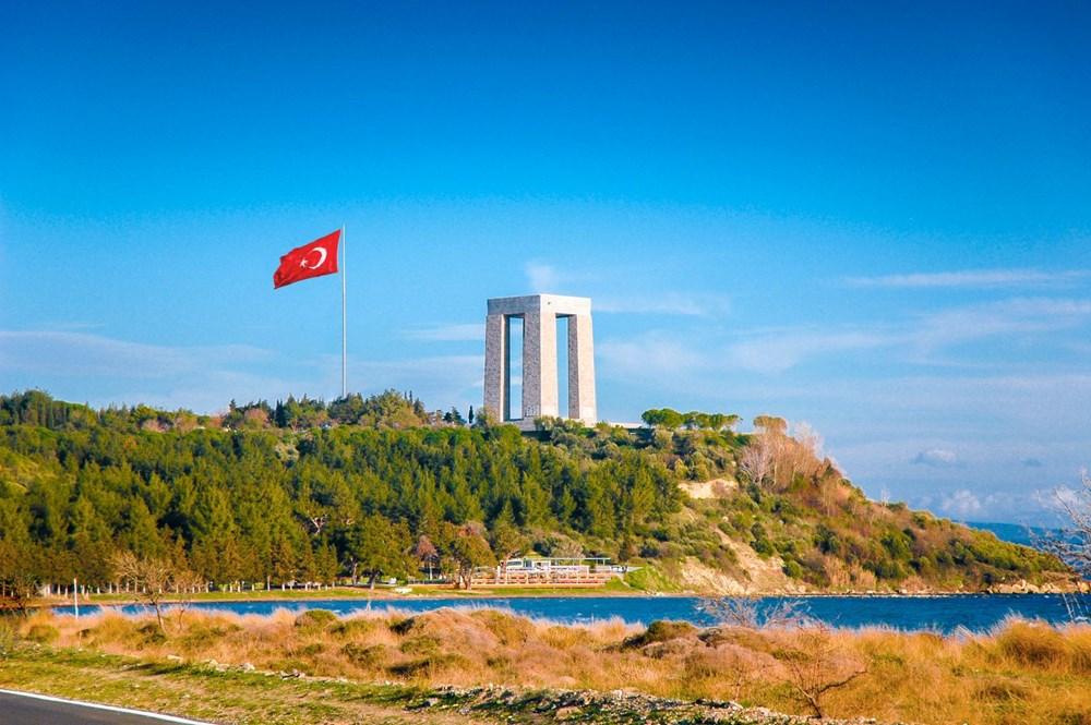 Türkiye'nin 7 bölgesinin tarihi cennetleri - 1