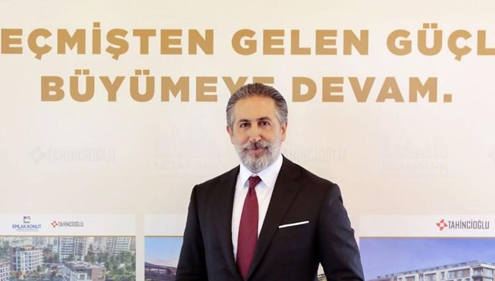 Özcan Tahincioğlu: Konut satışları eski günlerine dönecek