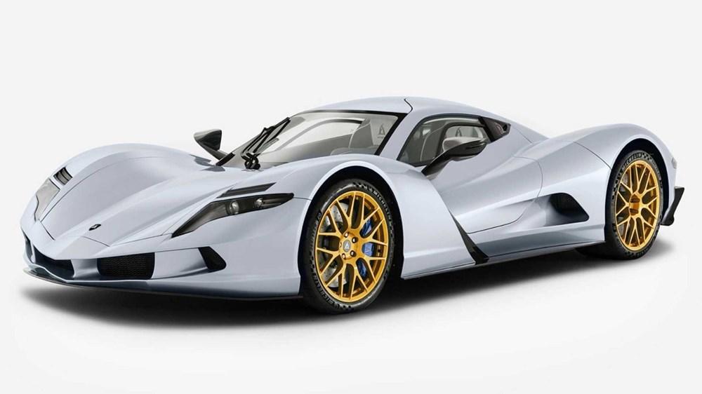 Dünyanın en pahalı elektrikli otomobili ilk teslimata hazır - 8