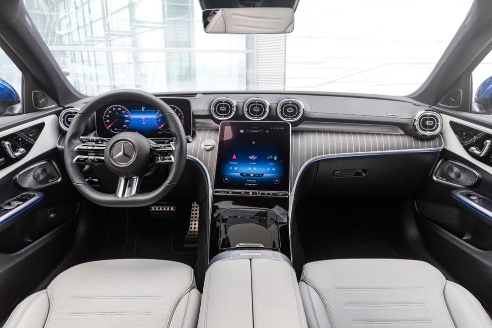 Yeni Mercedes-Benz C-Serisi tanıtıldı - 13