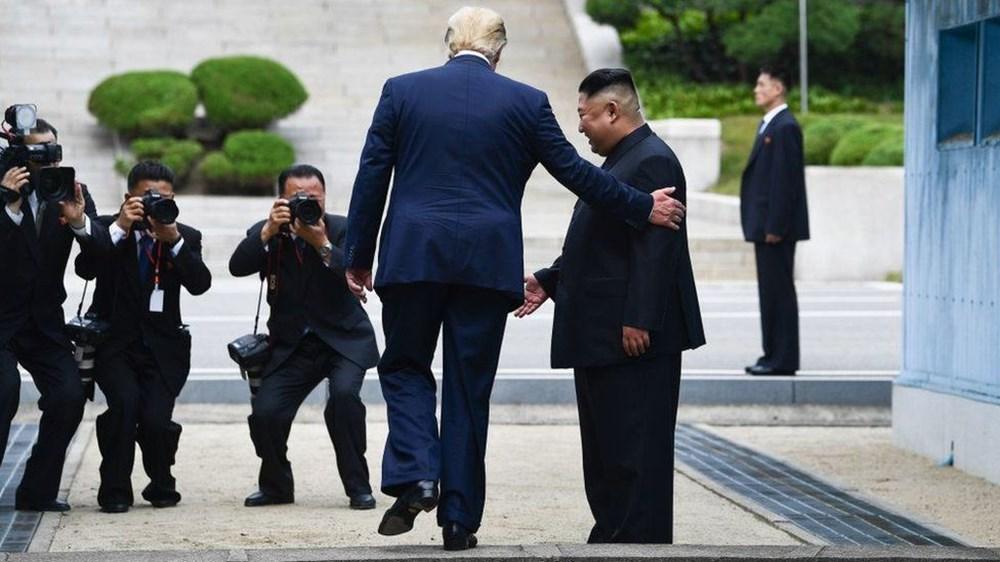 10 fotoğraf ile Trump'ın başkanlık döneminin özeti - 6
