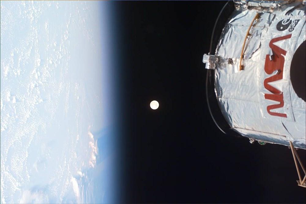Ay'a 2025'ten önce gidilmeli: Uzayda havalar bozacak - 6