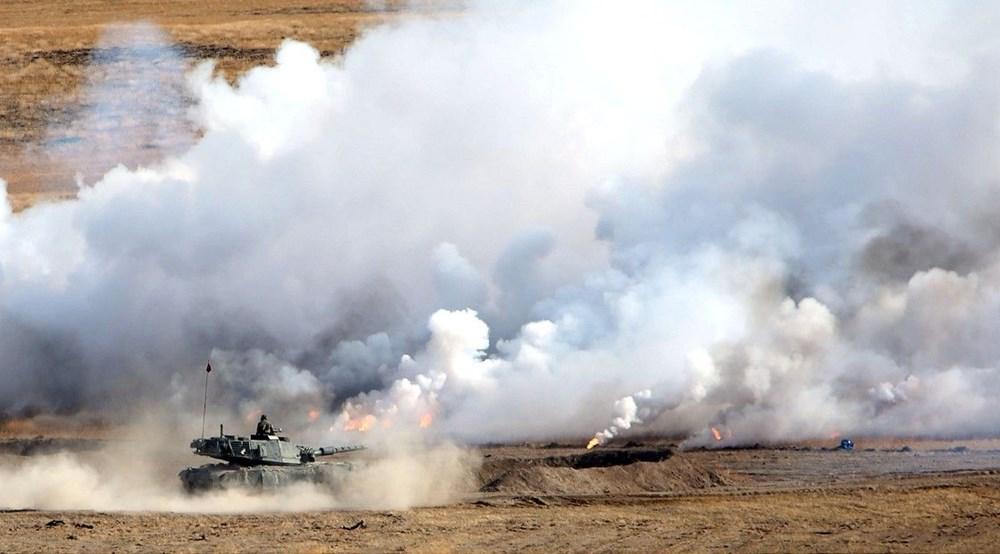 TSK'nın yeni roketatarı 12'den vurdu - 52