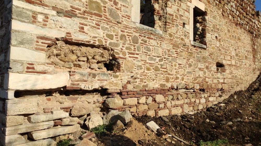 Bursa'da tarihi Aya Yani Kilisesi definecilerin hedefi oldu - 7