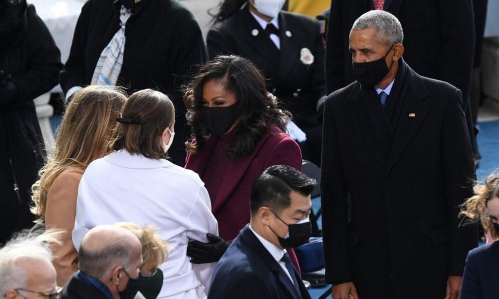 Joe Biden'ın yemin töreninden kareler (ABD'nin 46. Başkan Joe Biden göreve başladı) - 17