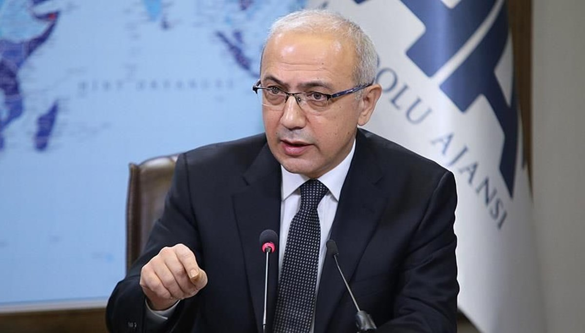 SON DAKİKA HABERİ: Yeni Hazine ve Maliye Bakanı Lütfi Elvan