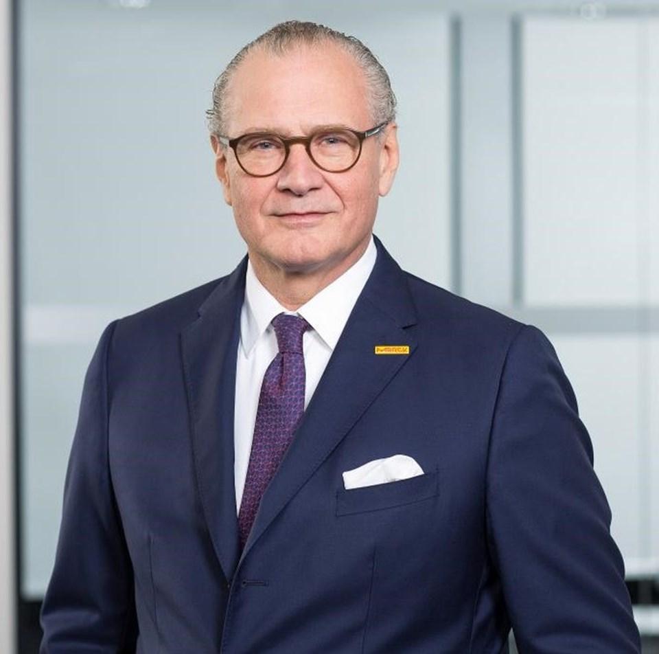 Merck Yönetim Kurulu Başkanı ve CEO'su Stefan Oschman