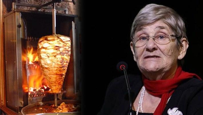 Canan Karatay'ın tavuk dönerle ilgili sözlerine suç duyurusu