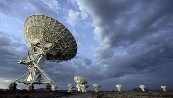 28 dev radyo teleskobuyla dünya dışı yaşamı araştıracaklar