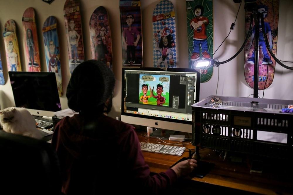 Edgar Alvarez toplumsal olaylara animasyonla ayna tutuyor - 28