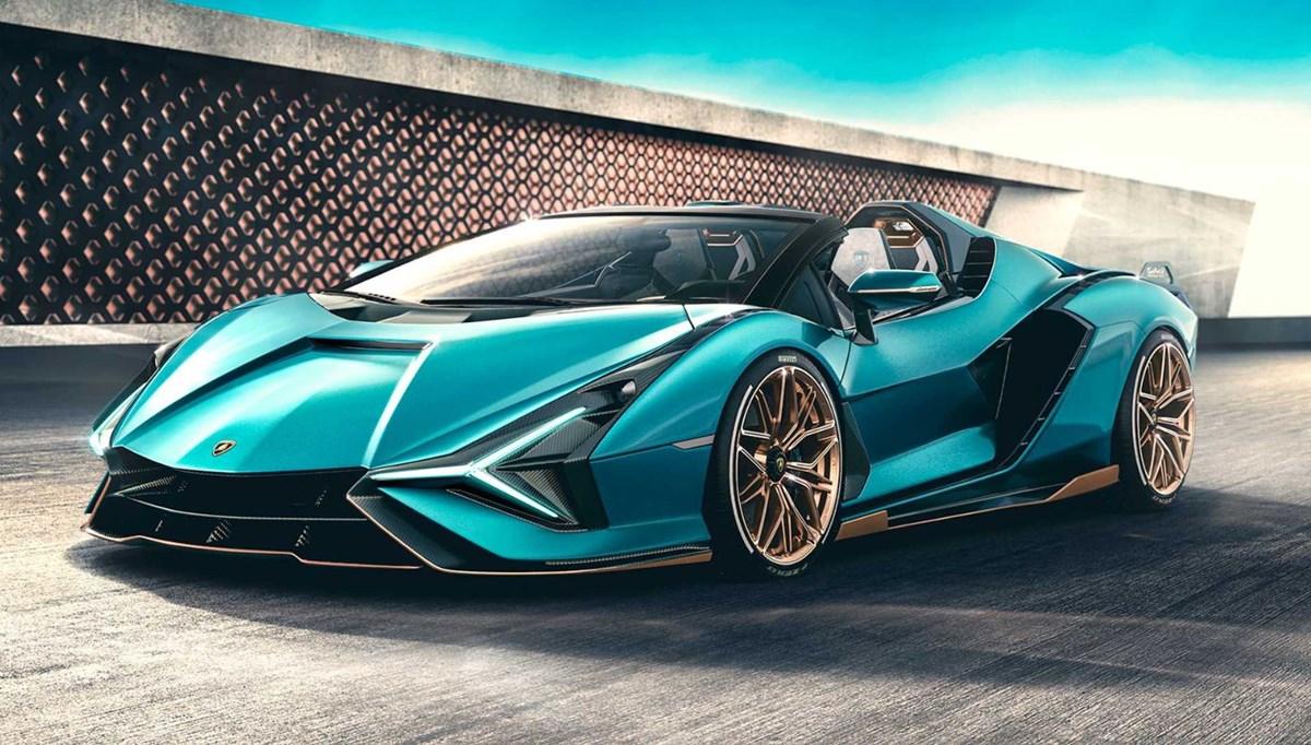 Lamborghini Sion Roadster tanıtıldı (Sadece 19 adet üretilecek)