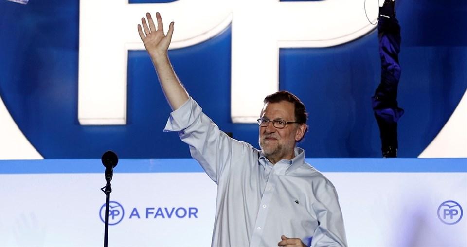 PP lideri ve Başbakan Mariano Rajoy