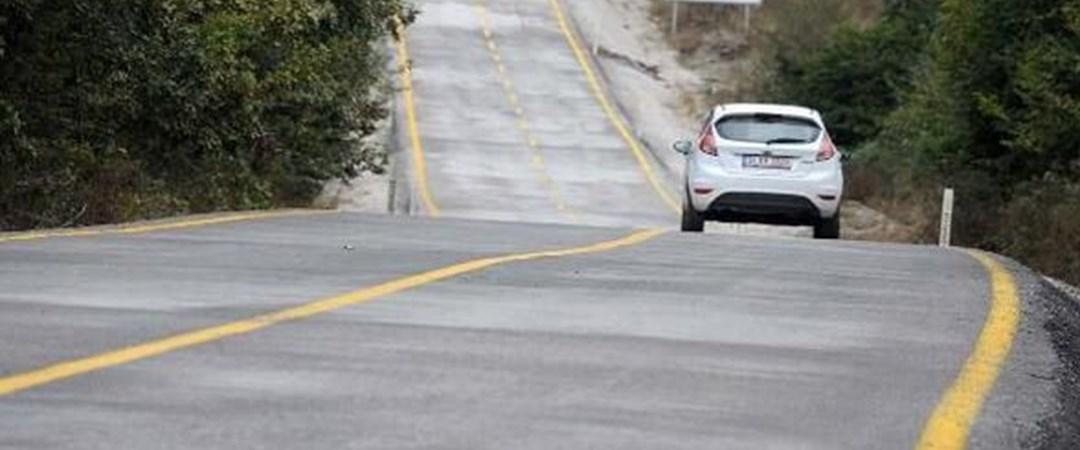 """""""Beton yol tasarrufuyla her 4 yılda bir Avrasya Tüneli yapılır"""""""