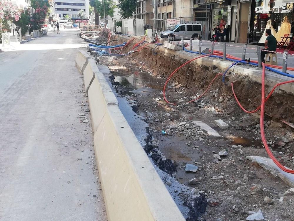 İzmir'de altyapı çalışması sırasında 300 yıllık bedesten bulundu - 5