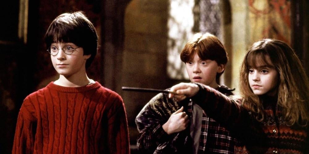 Harry Potter'daki en duygusal sahnenin kazara çekildiği ortaya çıktı - 5