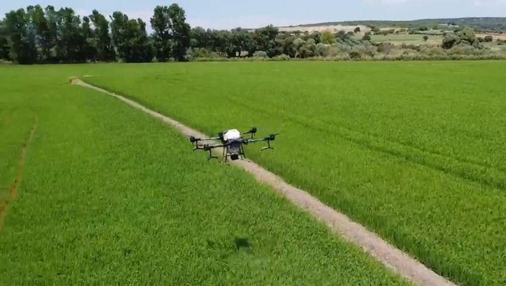 Tarımda drone teknolojisi yaygınlaşıyor - 8