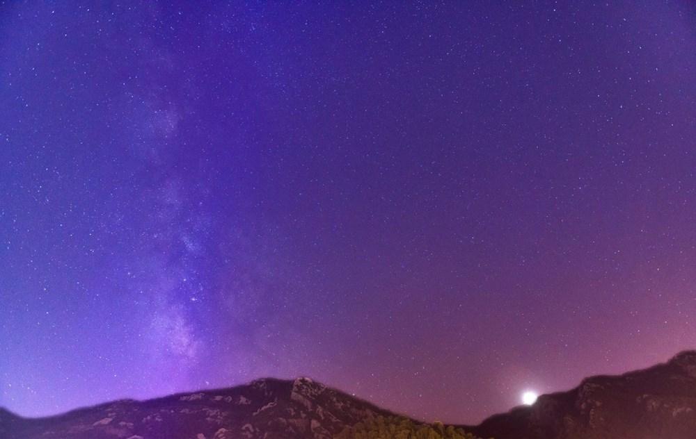 NASA, Andromeda galaksisinin etrafındaki devasa haleyi ilk kez haritalandırdı - 3