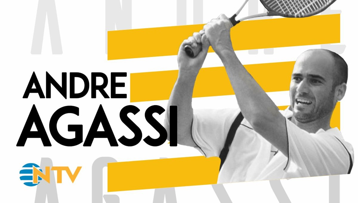 Info-Klip: Andre Agassi 50 yaşında
