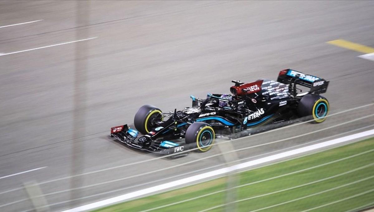 Lewis Hamilton, İstanbul'daki Formula 1 yarışında son sırada başlayabilir