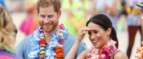 Meghan Markle ve Prens Harry'nin yeni evi için 5 milyon sterlinlik güvenlik