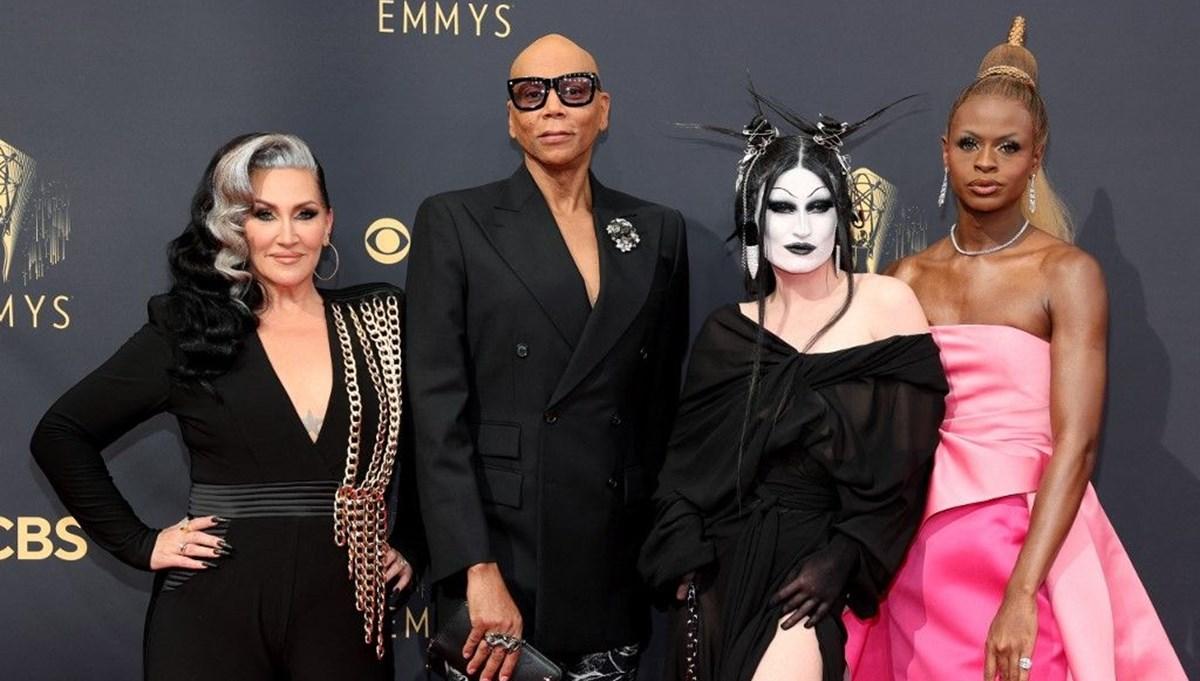 RuPaul aldığı ödülle Emmy rekoru kırdı