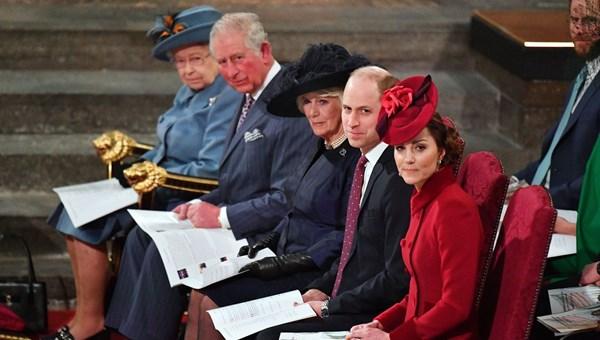 Prens William corona virüs şakası yaptı, babası Prens Charles virüse yakalandı