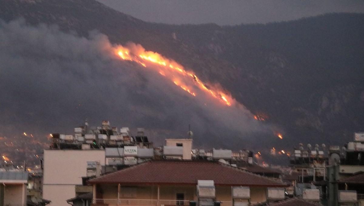 Hatay'da 2 orman yangını