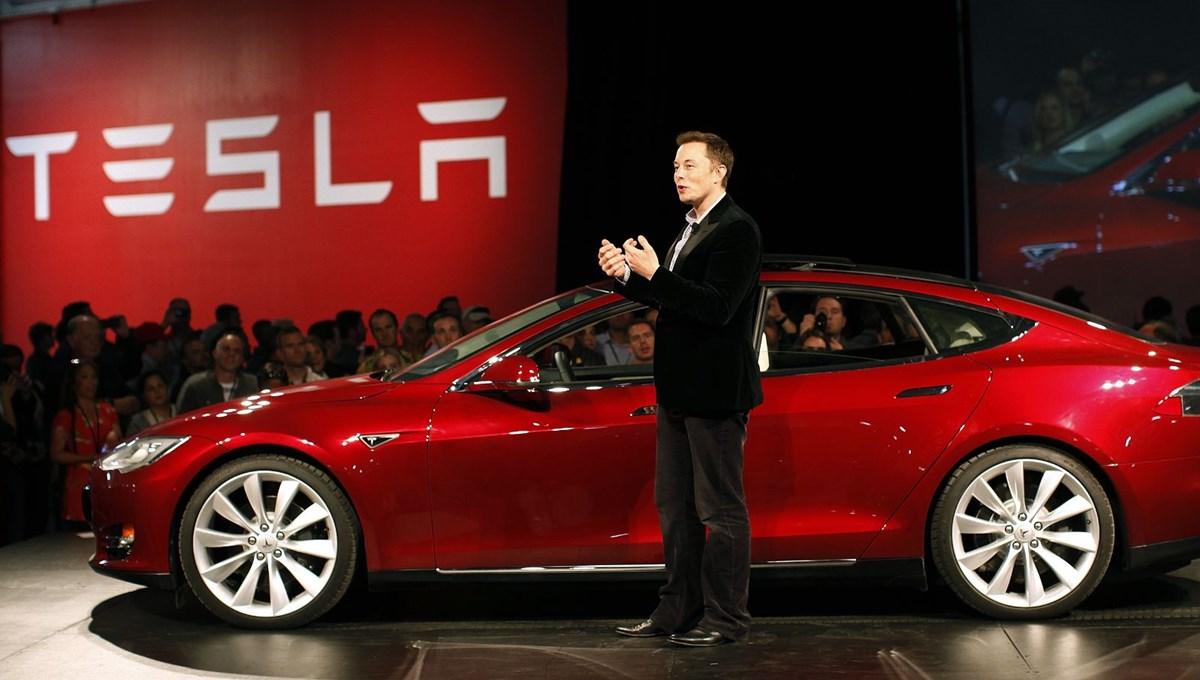 ABD'den Tesla'ya kaza soruşturması