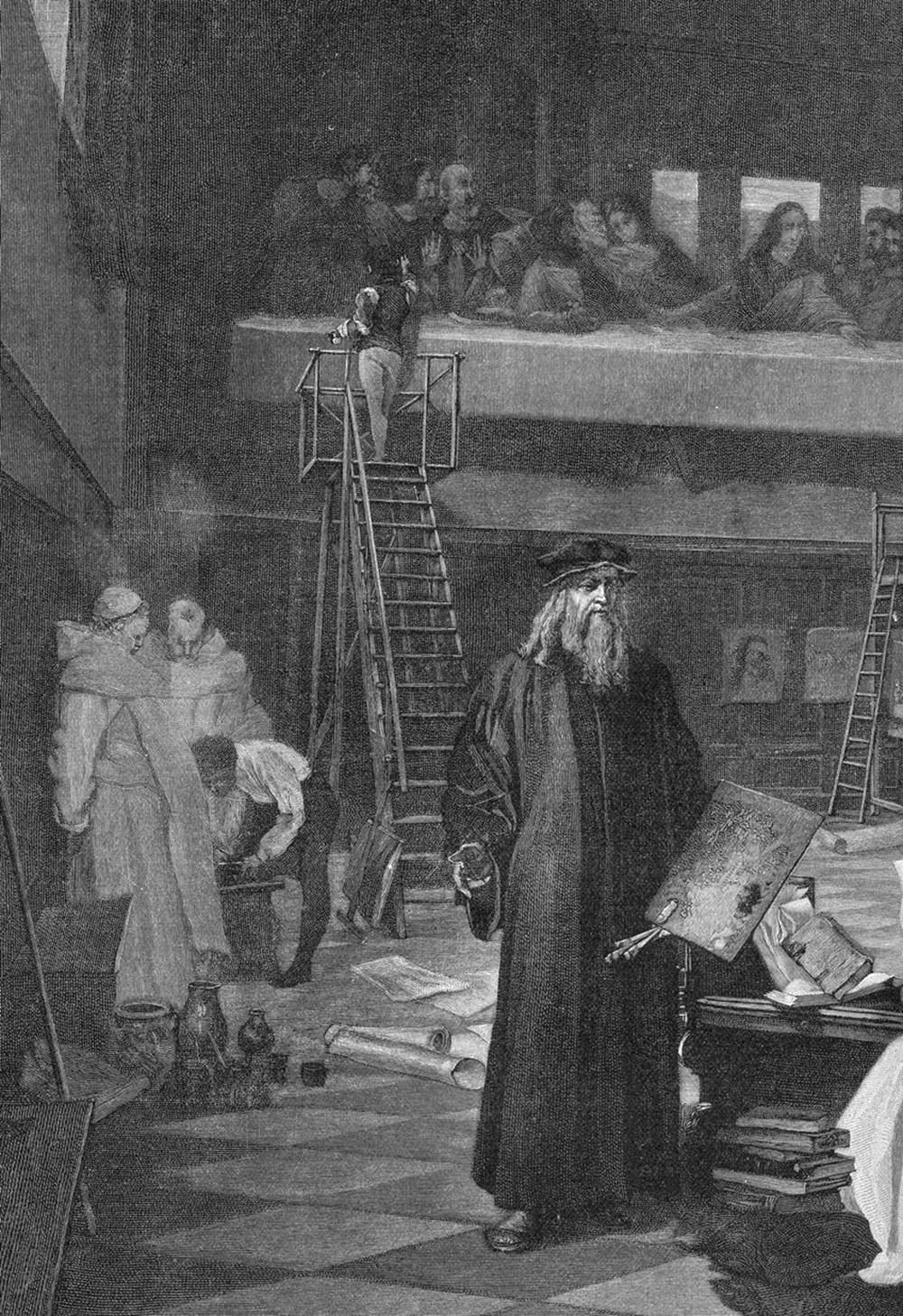 Leonardo Da Vinci'nin soyağacının 700 yılı ortaya çıkarıldı: Yaşayan 14 torunu bulundu - 11