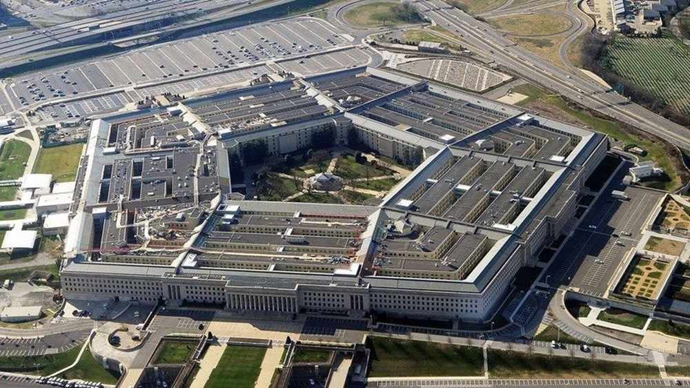 Pentagon'dan 'UFO' raporu (Savaş pilotunun çektiği fotoğraf sızdı) - 5