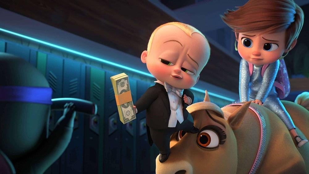 Patron Bebek'in (The Boss Baby) devam filmi Patron Bebek 2: Aile İşi (The Boss Baby 2: Family Business) Eylül 2021'de hazır - 3