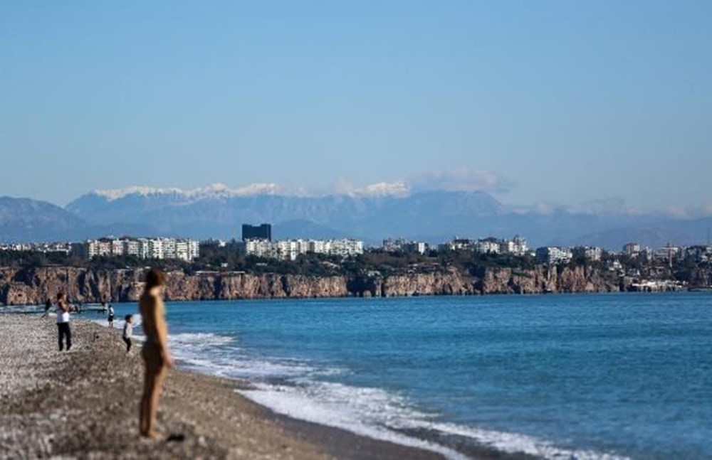 Two seasons on the same day in Antalya: Half an hour between summer and winter - 11