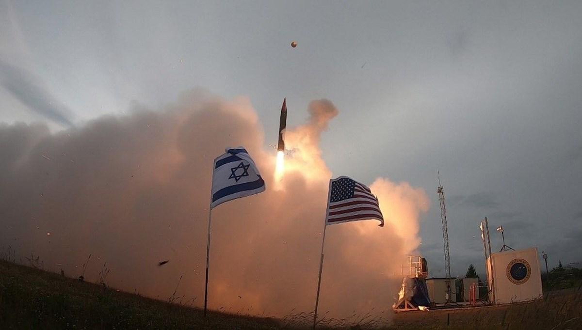 ABD ve İsrail'den uzun menzilli füze denemesi