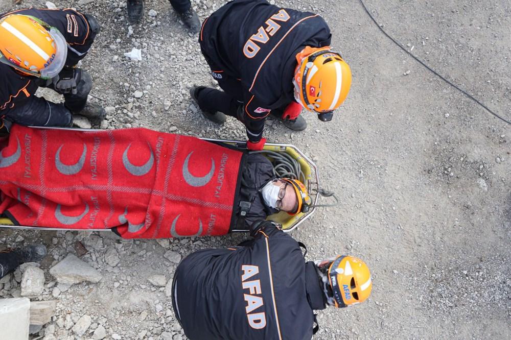 İzmir depremi kahramanlarının zorlu eğitimi (AFAD gönüllüsü nasıl olunur?) - 6