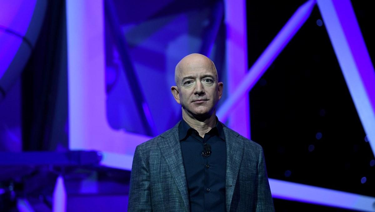 Jeff Bezos, kendisini dünyanın en zengin insanı yapan Amazon'un CEO'luğundan ayrılıyor